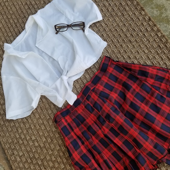 b6a1f85f59 Leg Avenue Dresses & Skirts - Britney Spears Catholic School Girl Uniform